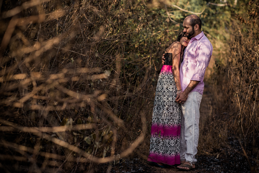 Pre-wedding photographer in Goa