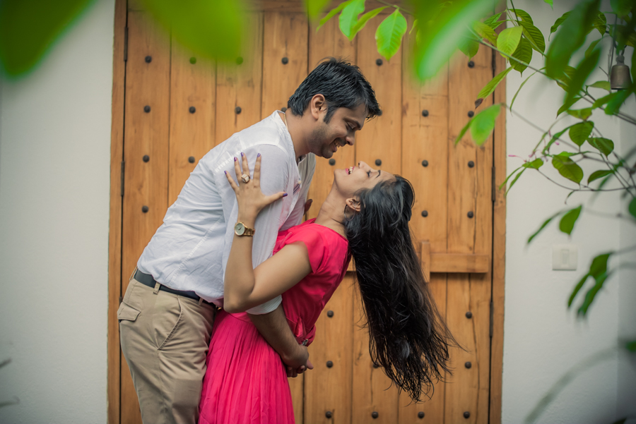 Prewedding shot Goa Mumbai