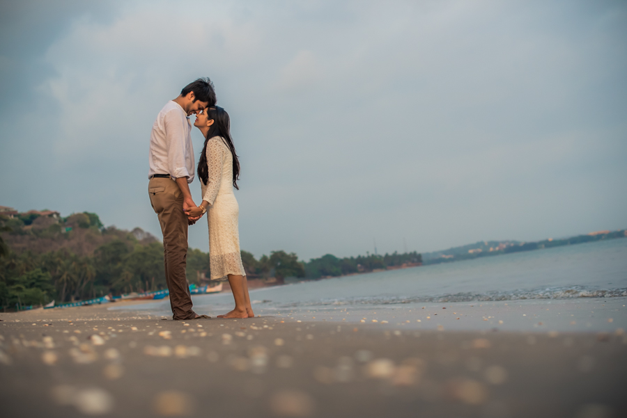 Prewedding shoot Goa Mumbai